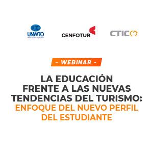 Conversatorio Internacional, «La educación frente a las nuevas tendencias del turismo: Enfoque del nuevo Perfil del Estudiante»