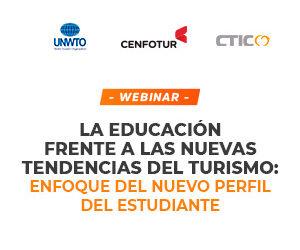 """Conversatorio Internacional, """"La educación frente a las nuevas tendencias del turismo: Enfoque del nuevo Perfil del Estudiante"""""""