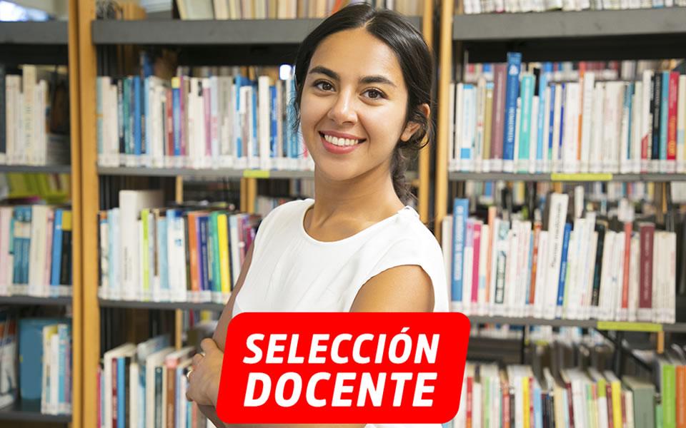 CONVOCATORIA DE SELECCIÓN DOCENTE PARA EL PERIODO ACADÉMICO 2020-III (SEDE LIMA)