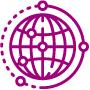 Participa de programas de intercambio estudiantil internacional con instituciones socias