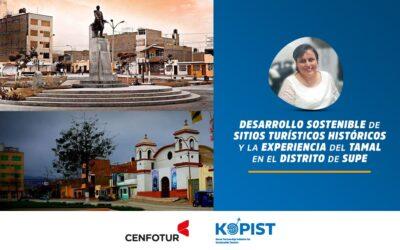 Docente del CENFOTUR Subcampeona en concurso internacional KOPIST 2021
